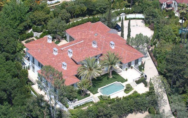 Căn villa siêu lớn của David Beckham