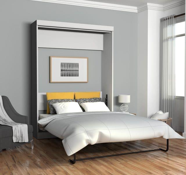 Giường đa năng ẩn tủ đơn giản
