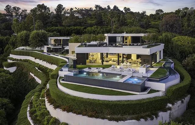 Một căn nhà khác của chàng tiền vệ tài hoa David Beckham