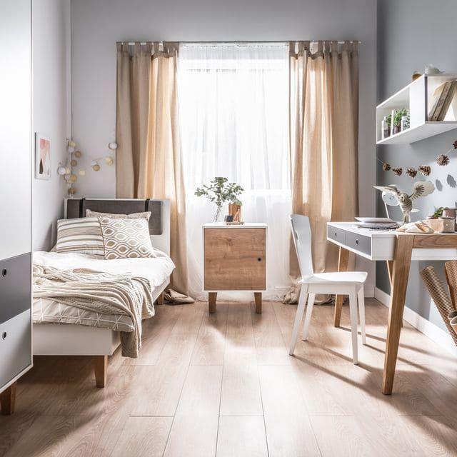 Thiết kế nội thất cho căn phòng ngủ có diện tích nhỏ