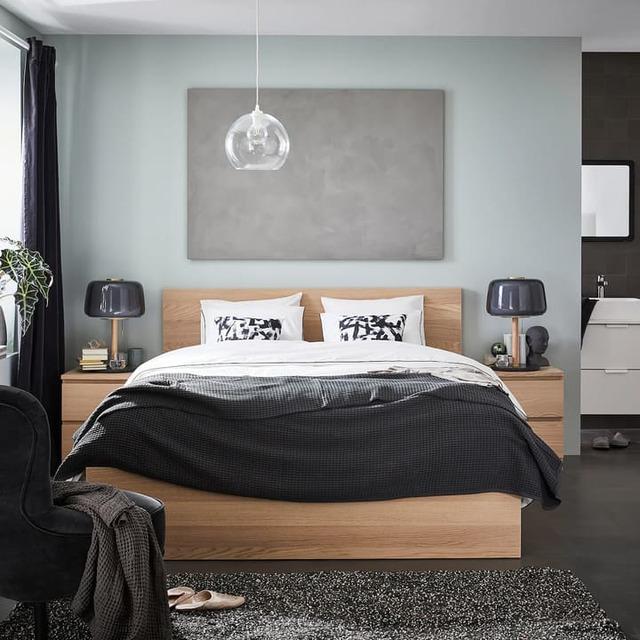Nên vệ sinh giường gỗ ép thường xuyên