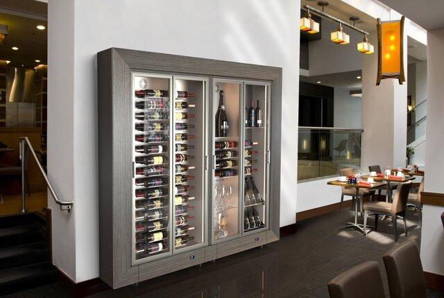 Tủ bảo quản rượu vang
